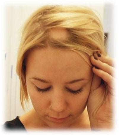 La máscara para las puntas secas de los cabello de compra