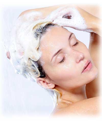El masaje con los aceites a la psoriasis